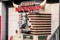 Pbr rockbar et gril Photos libres de droits