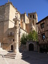 Peñaranda de Duero, Spain Royalty Free Stock Image
