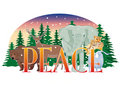 Peace Animals Stock Images