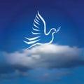 Peace dove 53401