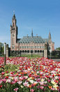 Peace Palace, The Hague Royalty Free Stock Images