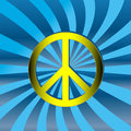 Peace sign Royalty Free Stock Photography
