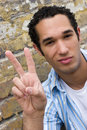 Peace Sign Royalty Free Stock Photos