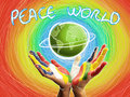 Peace world Stock Photo