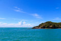 Peaceful view of Atlantic ocean near Búzios, Brazil Stock Photo