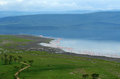 Peaceful view on the lake Nakuru Royalty Free Stock Photo