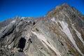Peak Velke Solisko, Slovakia