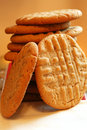 Peanut Butter Cookies Royalty Free Stock Photo