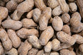 Peanuts Background Royalty Free Stock Photos
