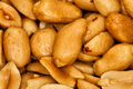 Peanuts full background macro Royalty Free Stock Photo