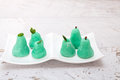 Pear like candy Royalty Free Stock Photo