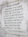 Pearl Harbor Royalty Free Stock Photo