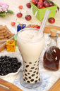 Pearl milk tea Stock Photos