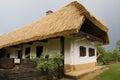 Peasant house Stock Photo