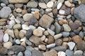 Pebble Background Stock Photo