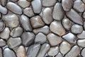 Pebble background. Royalty Free Stock Image