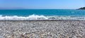 Sicily pebble beach