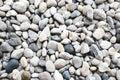 Pebble rock stone background texture Royalty Free Stock Photo