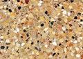 Pebble Stone Flooring Royalty Free Stock Photo