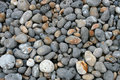 Pebble texture Stock Image