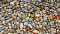Pebbles background Royalty Free Stock Photo
