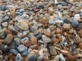 Pebbles at beach