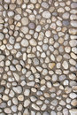 Pebbles road Royalty Free Stock Images
