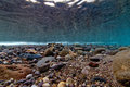Pebbles In Shallow Water, Unde...