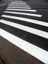 Pedestrian crossing, crosswalk Royalty Free Stock Image