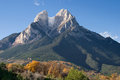 Pedraforca Royalty Free Stock Photos