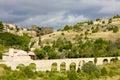 Pedraza de la Sierra Royalty Free Stock Photography