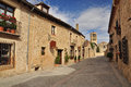Pedraza, Segovia province, Castile, Spain Royalty Free Stock Photo
