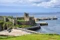 Peel Castle Royalty Free Stock Photo
