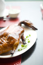 Peking Roast Duck Royalty Free Stock Images