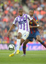 Pele of Valladolid Stock Images