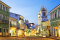 Pelourinho in Salvador, Bahia, Brazil Royalty Free Stock Photo