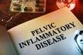 Pelvic inflammatory disease PID.