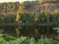 Pen¢asco de Niagara Fotos de archivo