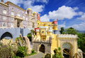 Pena Palace, Sintra, Portugal Royalty Free Stock Photo