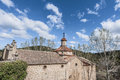 Penarroya de Tastavins village at Teruel, Spain Stock Photos