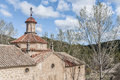Penarroya de Tastavins village at Teruel, Spain Stock Photography