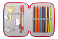 Pencil case Royalty Free Stock Photo