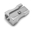 Pencil Sharpener Metal Royalty Free Stock Photo