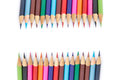 Pencil sharpeners Royalty Free Stock Photo