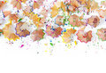 Pencil shavings Royalty Free Stock Photo