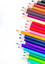 Pencils colour Royalty Free Stock Photo