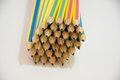 Pencils isolated