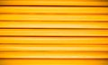 Pencils set yellow background and texture Royalty Free Stock Photos
