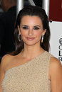 Penelope Cruz arrives at the  Royalty Free Stock Image