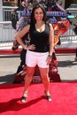 Penelope Menchaca at the World Premiere Of Universal Studios Hollywood's  Royalty Free Stock Photos